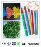 PVC гранулы для кабеля или провода