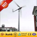 piccolo generatore di vento 10kw per uso domestico (generatore di turbina del vento 90W-300KW)
