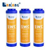 Cartuccia di filtro di scambio ionico dalla resina di addolcimento dell'acqua di prezzi poco costosi