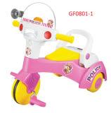 女の子(GF0801-1)のための美しい赤ん坊Trike