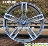 Rotelle di alluminio della lega della replica dell'automobile PCD120 per BMW