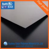 Strato rigido nero lucido del cloruro di polivinile dello strato del polimero