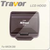 cámara digital profesional Travor campanas de la pantalla LCD para Nikon D80