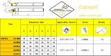 Cutoutil Sskcr/L 1616h09 voor Staal Hardmetal die Standaard het Draaien Hulpmiddelen aanpast
