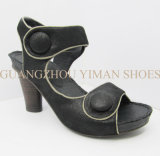 Madame Leather Sandal (YMS001034-01)
