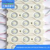 20pcs LED 5730 Módulo de moldeo por inyección de aluminio con junta
