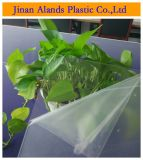 Folha de acrílico transparente para uso externo