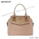사무실 숙녀 의 PU 가죽 제품, Handmade 제품, 우수한 솜씨, 좋은 패킹, 빠른 납품일을%s 형식적인 고아한 PU 핸드백