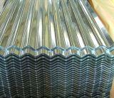 Оцинкованный гофрированный стальной лист SGCC Sgch JIS G3312 оцинкованного листа с заданным профилем
