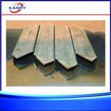 Ökonomisches Stahlquadrat und runder Rohr/Gefäß CNC-Plasma-Ausschnitt-Maschine für Marinegerät
