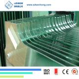 vidrio Tempered claramente teñido endurecido Frameless de 10m m