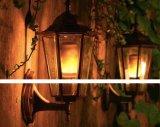 가벼운 B22 LED 프레임 효력 화재 전구 경경 에뮬레이션 프레임 램프 AC85-265V - 온난한 백색