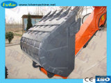 Escavatore idraulico del cingolo del rifornimento 14ton della fabbrica con capienza 6.9L