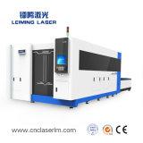 Máquina de estaca nova do laser da fibra da tampa cheia do projeto para a venda Lm3015h3