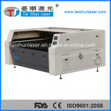 Láser doble cabeza cortadora láser para Peluches TSHY-180100(LD)