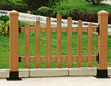WPC Fence, Garden Fence, Wood Plastic Composite Fences