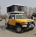 Tenda dura della parte superiore del tetto dei campeggiatori delle coperture della land rover
