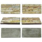 セメントのストリップの石のセメント文化石のセメントのストリップのスレート
