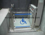 Elevatore di sedia a rotelle idraulico domestico con CE