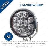 9.0 Zoll 15W CREE nicht für den Straßenverkehr LED fahrendes Licht 180W