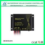 Auto12V/24V 10A impermeabilizzano il regolatore solare della carica di PWM per la batteria di litio (QW-SR-SL2410)