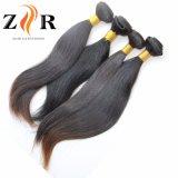 처리되지 않은 자연적인 색깔 중국 머리 100% 실제적인 사람의 모발