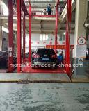 Sistema de Garaje coche de cuatro postes ascensor