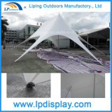 Tente 8X12m d'ombre d'étoile de tente d'événement personnalisée par prix bas d'usine