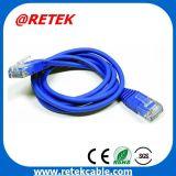 5 m de cabo UTP Cat5e fio de ligação RJ45