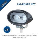 """3 """" 10W lumière bleue de chariot élévateur de la forme ovale DEL"""