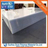 0,008 pouces PVC film transparent, feuille de PVC plastique Rolls, calandré PVC feuille rigide Rouleau au formage sous vide