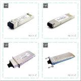 Faser-optische Lautsprecherempfänger-Baugruppe des Fabrik-Preis-CWDM DWDM 10g SFP XFP Xenpak X2 mit 40km 80km einzelner Modus LC-Verbinder