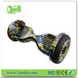 Hoverboard와 Oxboard를 균형을 잡아 새로운 2개의 바퀴 각자