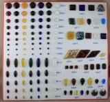 De Folie van het koper, GLB, de Parels van het Glas… voor het Venster van het Gebrandschilderd glas en Deuren en de Lampen van Tiffany