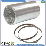 Hecho de aluminio Iluminación 3layers Conductos