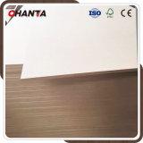 Plain / Raw MDF Board / MDF Painel Preço / Preço MDF Painel de fibra de densidade média