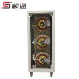 SVC/Tns 6kVA 삼상 높은 Accurancy 자동적인 AC 전압 조정기 또는 안정제
