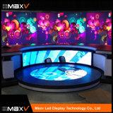 P4.8 500*1000mm im Freien farbenreicher LED Bildschirm mit Aluminiumdruckgießenschrank für Stadiums-Leistung