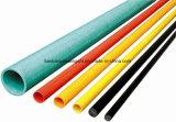 Cono de la FRP Varilla hueco del tubo de plástico reforzado con fibra/polo/tubo de fibra de vidrio
