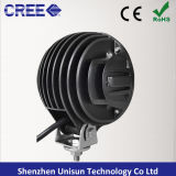 indicatore luminoso del lavoro del CREE LED di 12V/24V 6inch 70W 7X10W per 4X4