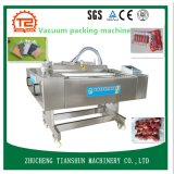 Ononderbroken Verzegelende Machine en VacuümVerpakking voor Gekookt voedsel