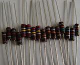 Резистор, осевой электролитические конденсаторы