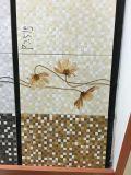12 ' azulejos de cerámica de la pared del mosaico del grado de x16 AAA del cuarto de baño impermeable de la mirada