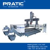 높은 단단함을%s 가진 CNC 알루미늄 단면도 맷돌로 가는 기계로 가공 센터 - (PHB-CNC6000)