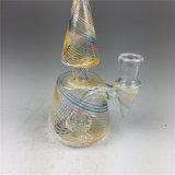 Nouveau Style prix d'usine Heady Rig fumer Bécher de verre de tuyaux en verre coloré Oil Rig