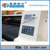 Textil-/Leder-/Gewebe-Laser-Ausschnitt-Maschine 180100 mit doppeltem Kopf