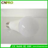 신형 7W LED 재충전용 지적인 비상사태 플래쉬 등 전구