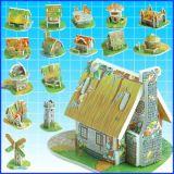 Mini Puzzle 3D House série (5815)