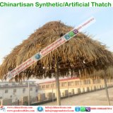 Thatch естественной ладони взгляда синтетический для штанги Tiki/зонтик пляжа 40 бунгала воды коттеджа хаты Tiki синтетический Thatched