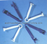 Infantのための使い捨て可能なMedical Sterile Umbilical Cord Clamp